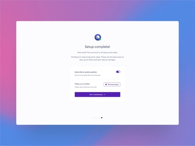 himalayas.app — sign up flow 🏔 pagination signup page login form login screen login page email jobs job board clean webflow onboarding login colourful gradient sign up brand identity clean ui simple minimalism minimal