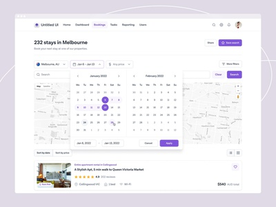 Booking website — Untitled UI design system ui kit figma ui figma webflow simple minimalism web design marketplace holiday booking hotel booking airbnb minimal dashboard calendar booking site booking