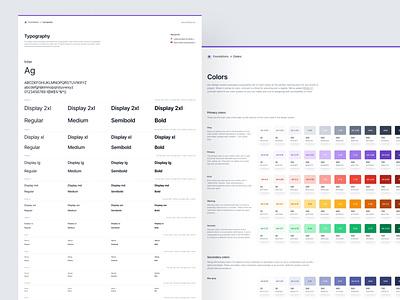 Starter style guide UI kit (Figma Community) — Untitled UI figma community webflow colour styles color styles freebie free type styles typography design system figma web design simple ui kit