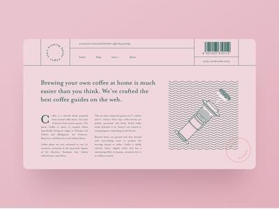 Brand experiments — part 11