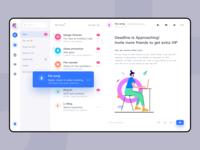 Conceptual design of QQ mailbox