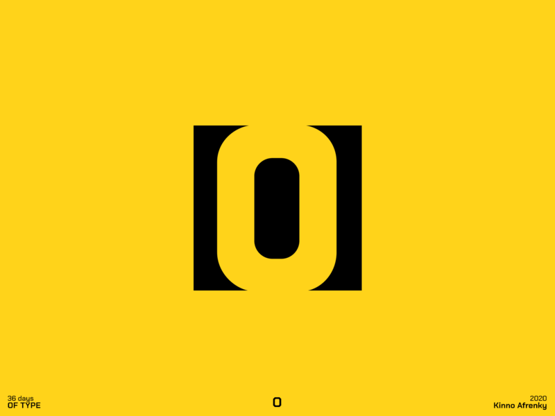 36 Days of Type : O logodesign design dailylogochallenge branding brand identity logo o logo o 36daysoftype