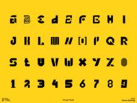 36 Days of Type : Final Post logodesign design dailylogochallenge branding brand identity logo 36daysoftype