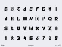 36 Days of Type : Final Post v2 logodesign design dailylogochallenge branding brand identity logo 36daysoftype