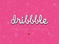Winter comes to dribbble wallpaper :)