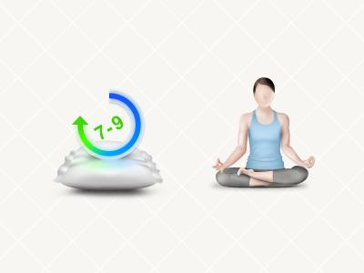 DB App Icons  04 icon badge fitness photoshop 128 yoga girl sleep pillow