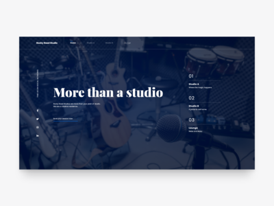 Rocky Road Studio Design