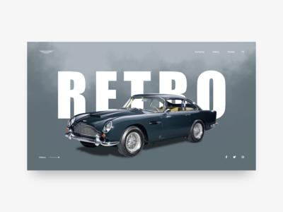 Retro Design Exploration