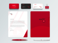 Beat 75 Studio Stationery