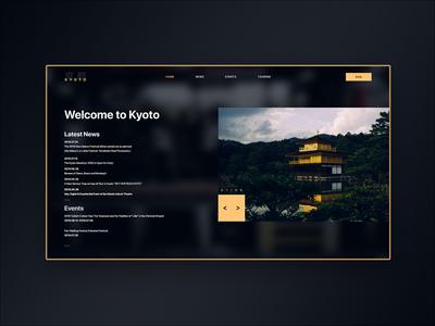 Kyoto - Web UI