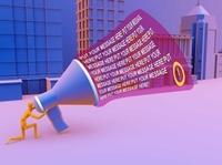 3D Concept Illustration Mockup design branding mockup psd psd graphic design adobe photoshop