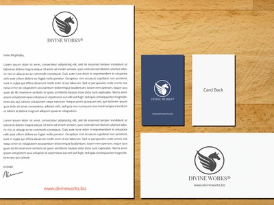 Complete Stationery Mockup