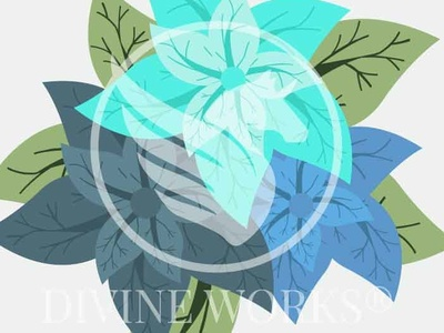 Free Vector Flowers Illustration By Divine Works Dribbble Dribbble