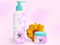 Cosmetics Packaging Behance