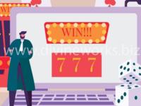 Free Adobe Illustrator Casino Gaming Vector Illustration