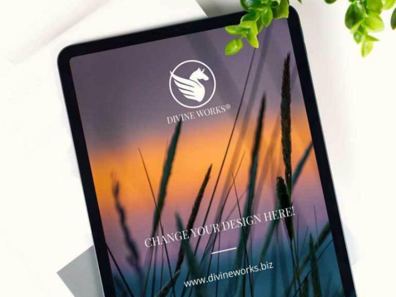 iPad Pro 2018 Free Mockup psd ipad mockup graphic design