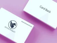 Free Business Card Mockup PSD