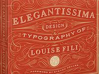Elegantissima john passafiume design lettering