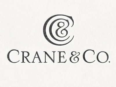 Crane & Co. design illustration john passafiume lettering