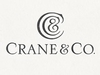 Crane & Co. design illustration john passafiume lettering