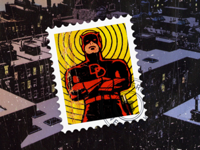 Daredevil Mail Icon man without fear hells kitchen new york daredevil icon mail app comics