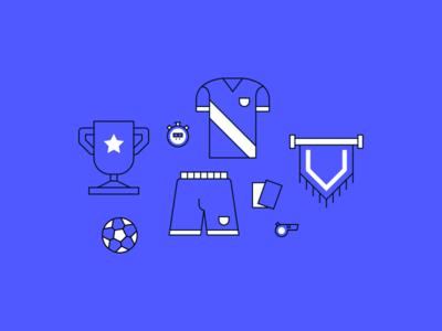 Duotone Icons Football