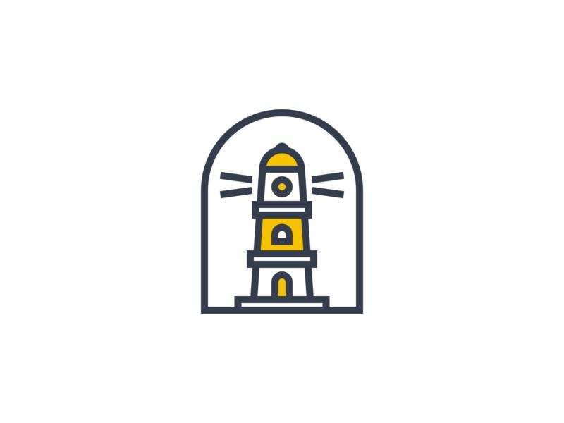 Lighthouse logo exploration