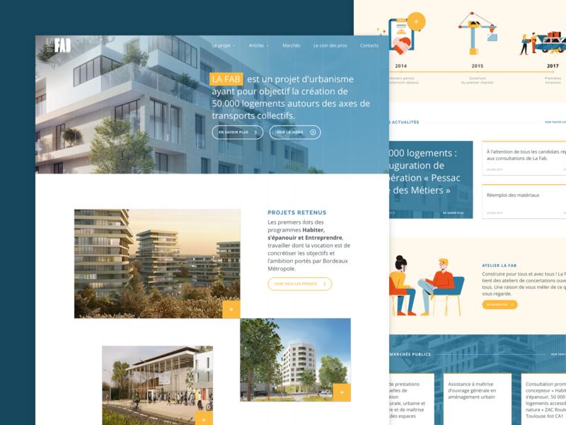 Real estate project - UI/UX Design