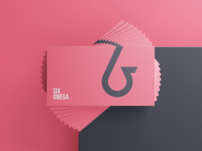 SixOmega Business Card Design