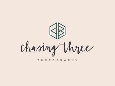 Chasing Three Logo