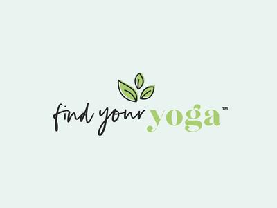 Find Your Yoga Logo