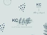 Full Branding Package for redesigned clothing co.
