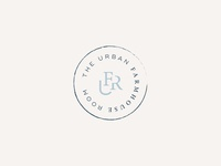 Submark Logo Design | The Urban Farmhouse Room