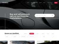 Premium Classifieds Concept