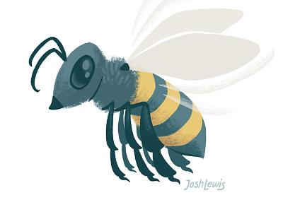 Honeybee character characterdesign honeybee bee kidlit kidlitart science picture book book kids children illustration