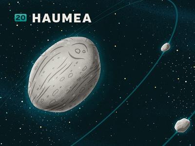 20 Haumea
