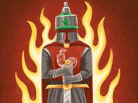 The Spiciest Knight