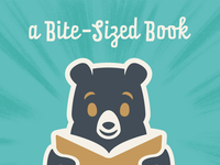 a Bite-Sized Book Logo