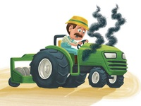 The Saving Farmer 3