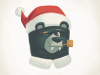 Beary Claus