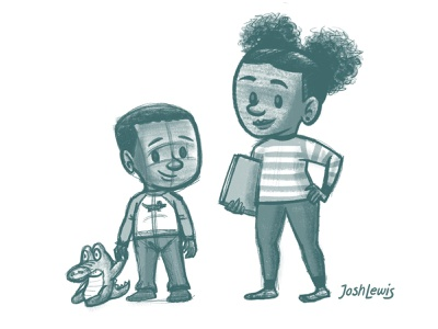 Main Characters sketch character design character picture book kids book book kids children illustration