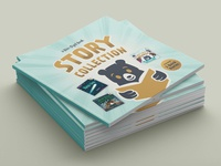 A Bite-Sized Book Story Collection