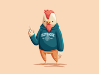 (undecided) the Rooster