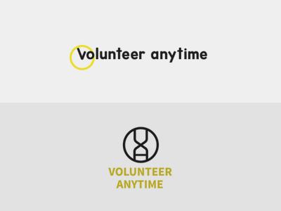 Logo ideas for a non-profit organization logo hourglass clock
