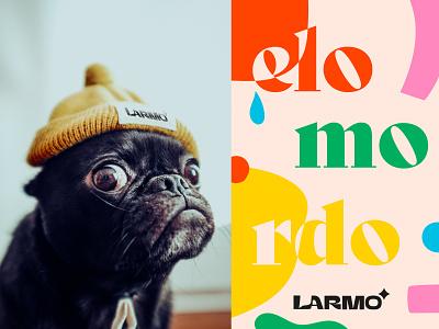 larmo -  elo mordo typography photography logo design fashion illustration branding graphic design