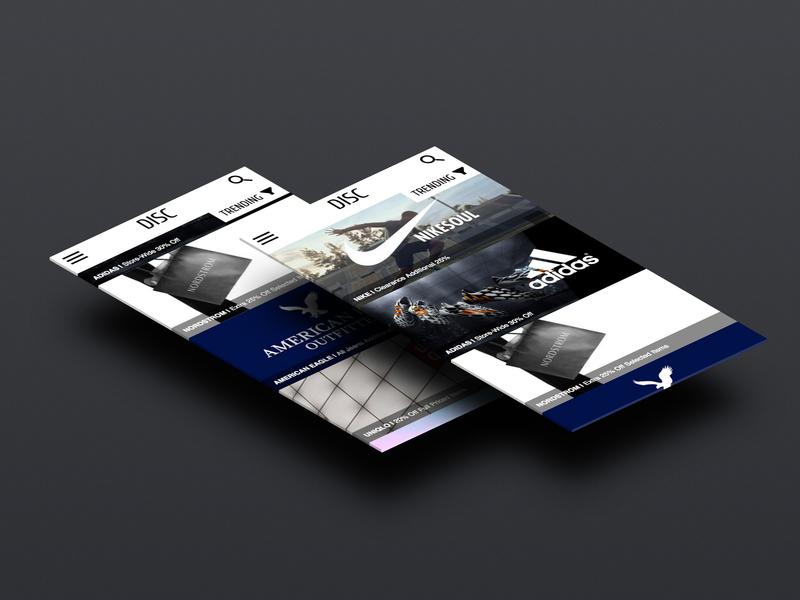 Mobile Scroll mobile app design mobile app mobile experience user web ui ux design
