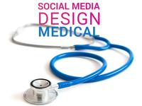 social media design medical