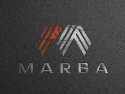 brand Marba - logo graphicdesign webgrafico miguel colunga branding design branding brand logotipo graphic design design logo