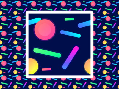 Daily UI day 59 - Background Pattern