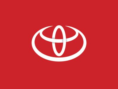 Toyota Redesign car branding vector design redesign logo design logo toyota